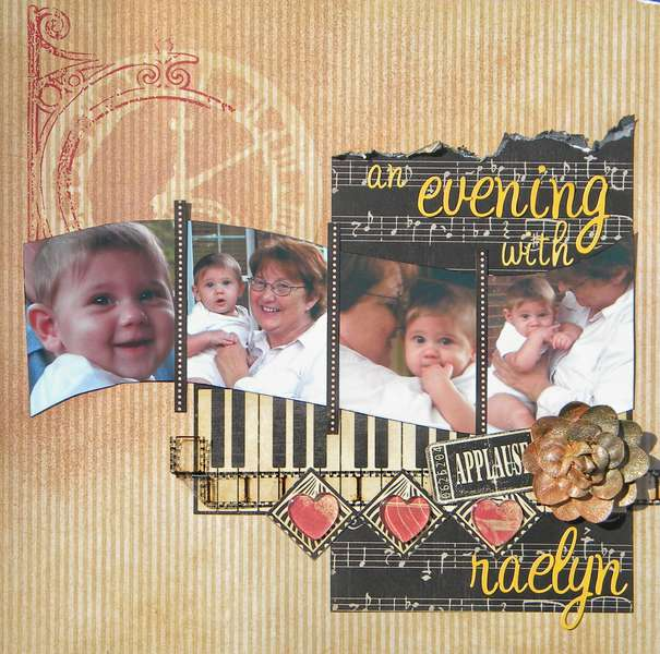an evening with raelyn