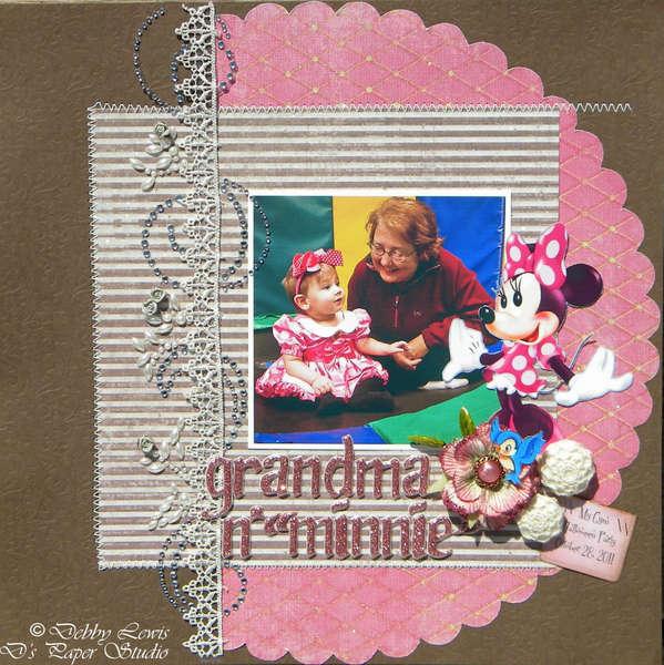"grandma n' ""minnie"""
