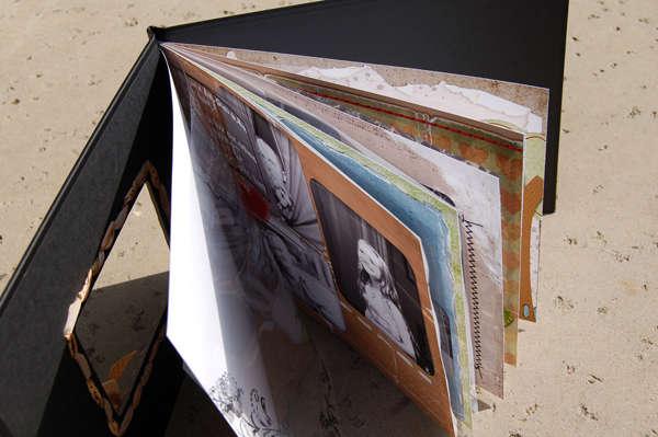 1*4*3 *hybrid* Unibind Photobook Creator Album