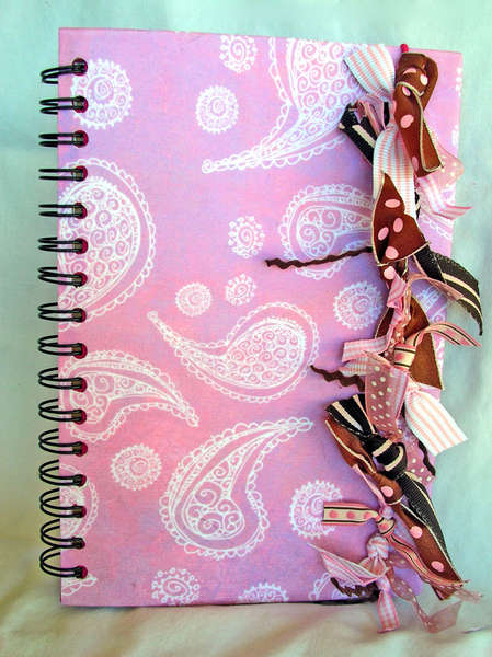 Velour Paper Notebook