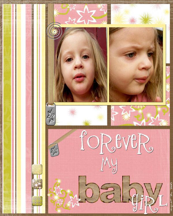 Forever My Baby Girl