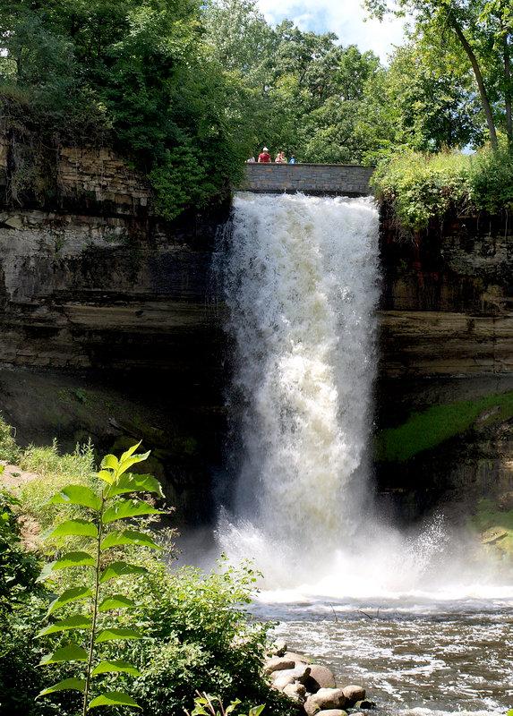 My favorite falls