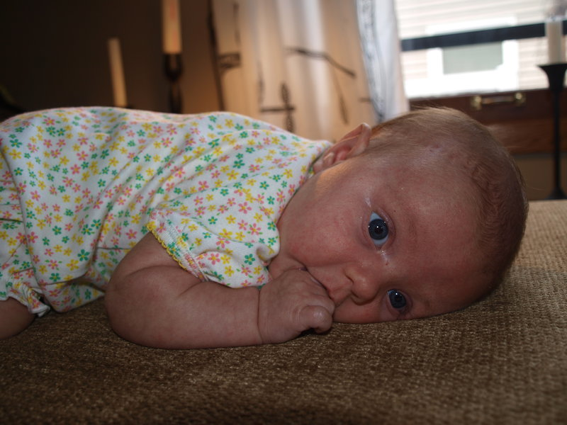 Really bad photo of Charlotte Olivia