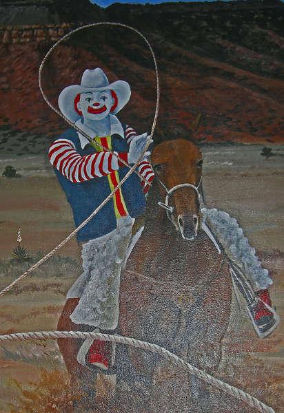 MINI #10 I get My Kicks....(on Route 66)