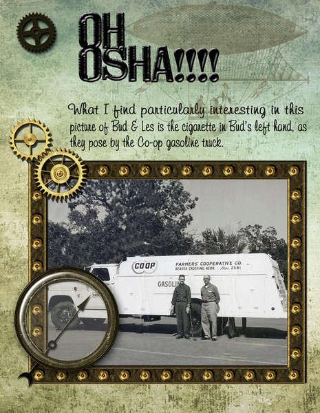 Oh OSHA!!