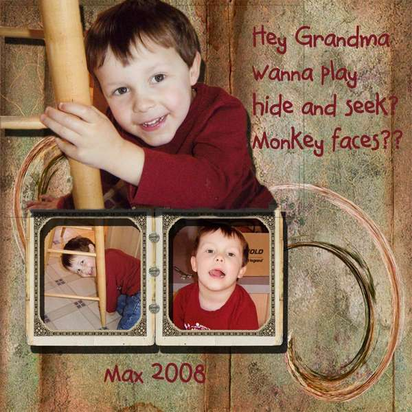 Wanna Play, Grandma?