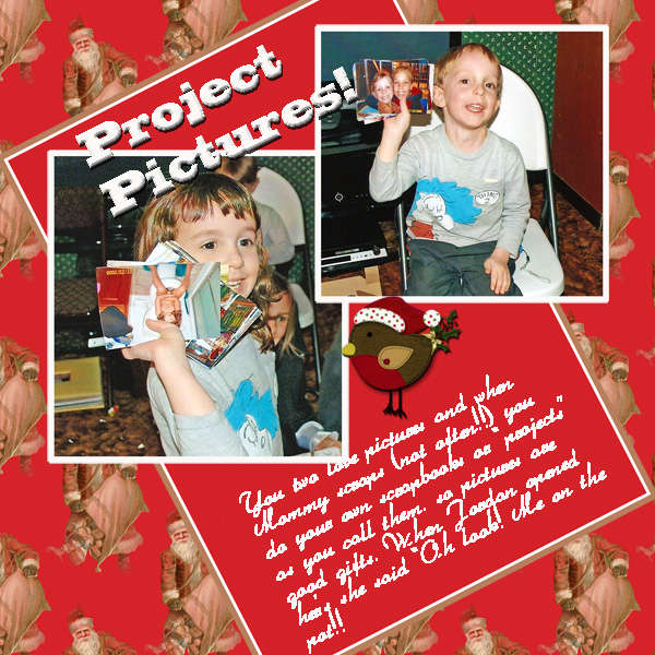 Project Pictures!