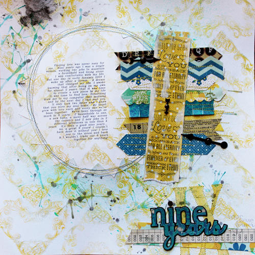 Nine Years - Window Up