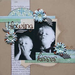 Blowing Kisses