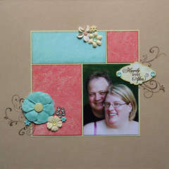 Happily Ever After ~ Sweet Pea Scraps