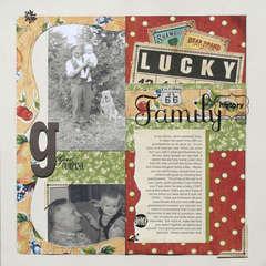 Lucky Family History