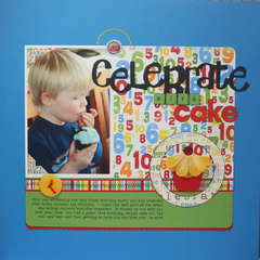 Celebrate with Cake *Bo Bunny*