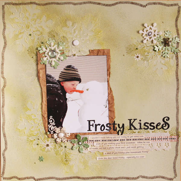 Frosty Kisses