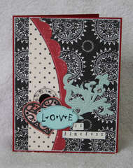 Love is Timeless Card