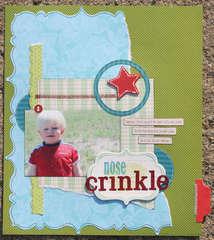 Nose Crinkle