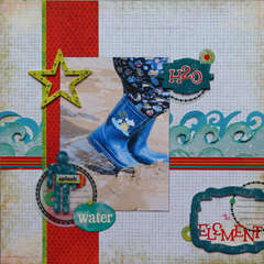 In His Element ~ Valerie Salmon's