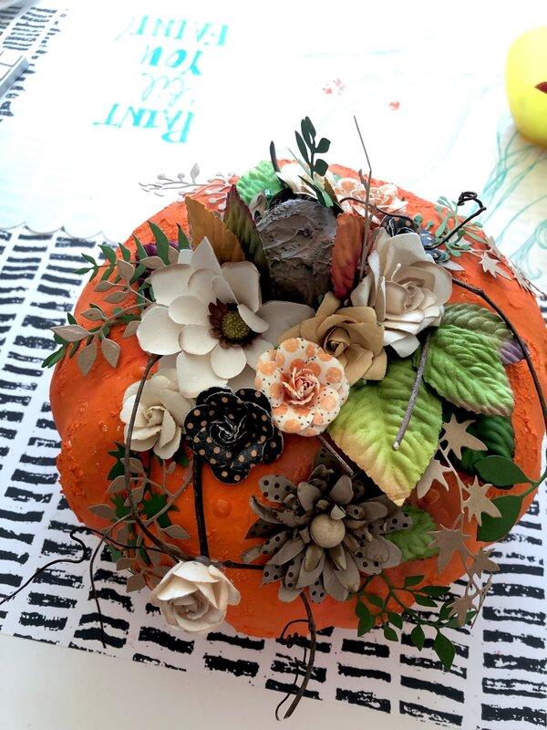 Altered pumpkin