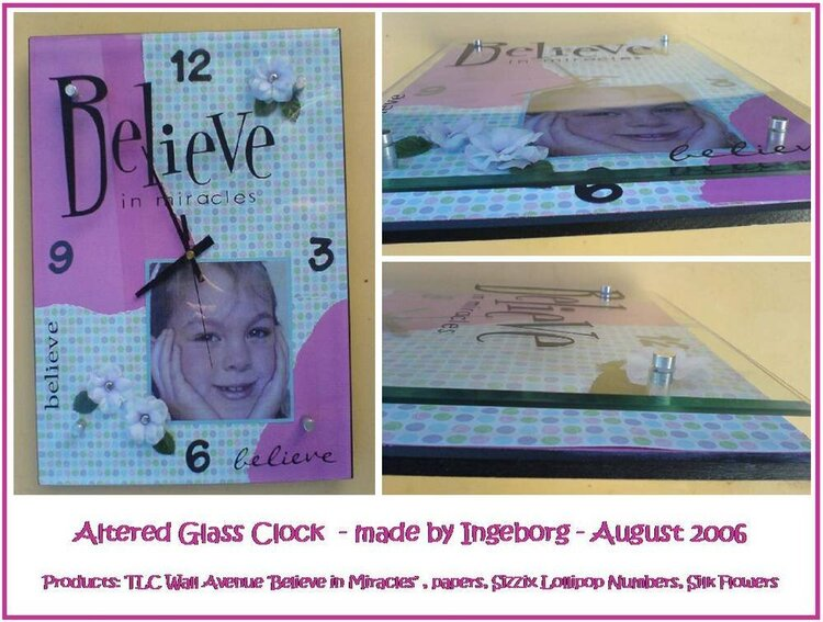 Altered Clock - Believe in Miracles