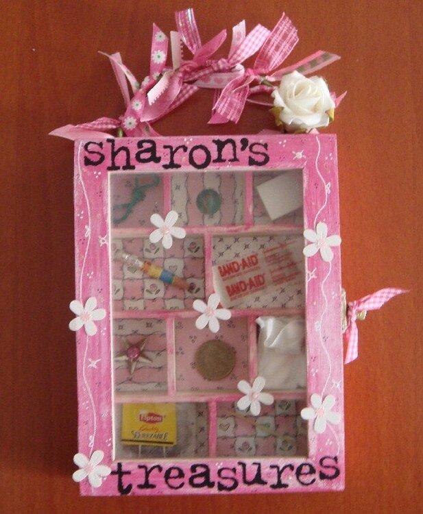 Shadow Box -Simple Treasures - Front