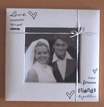 Our Wedding Frame