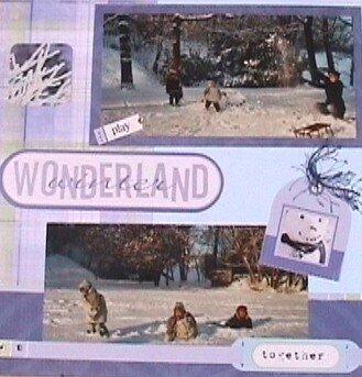 Winter Wonderland Page 1