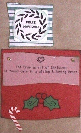 Paper Bag Album - Christmas - Page 3
