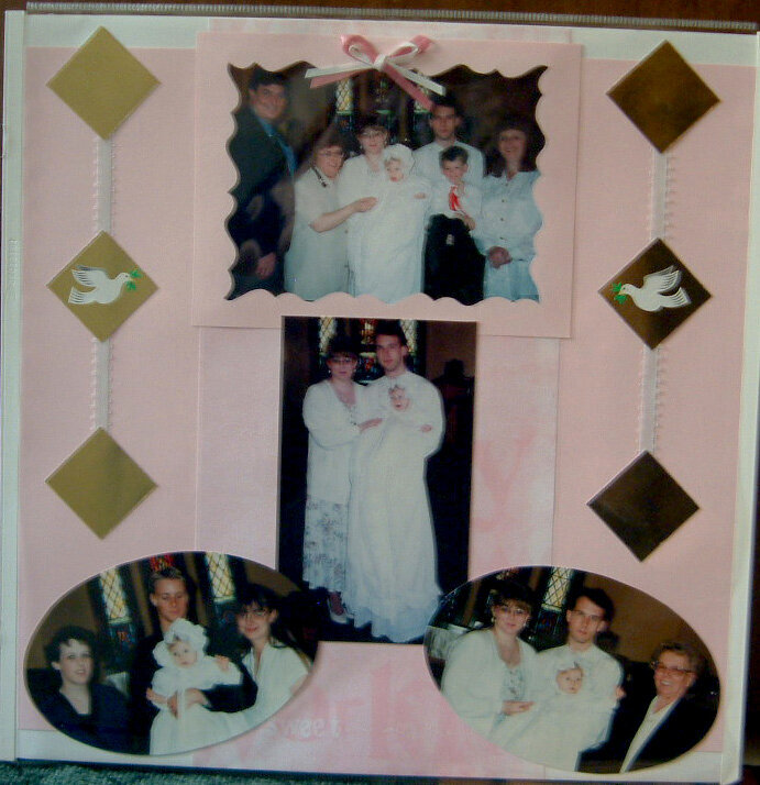 Paige's Baptism - Right