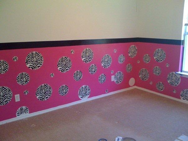 zebra walls