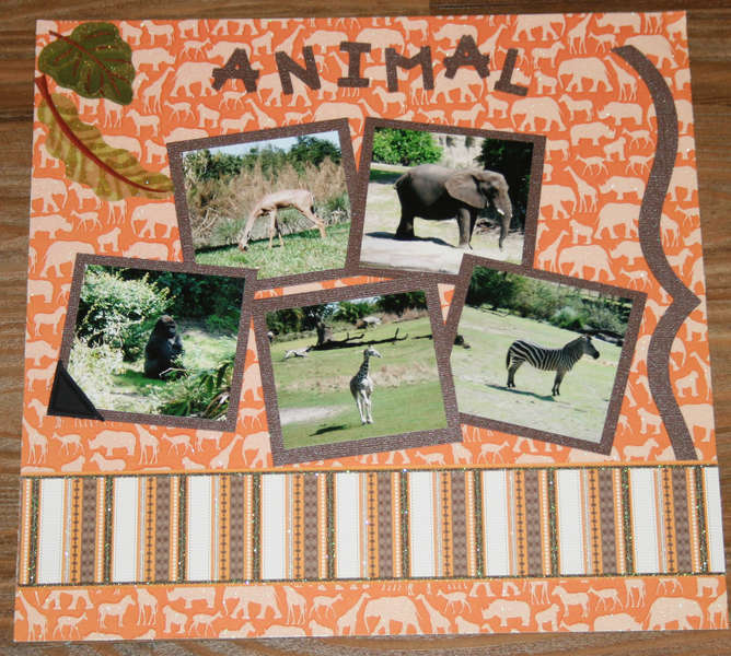 Animal Kingdom page 1