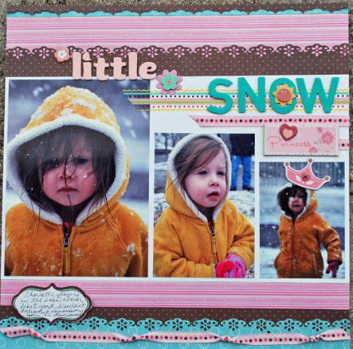 Little Snow Princes
