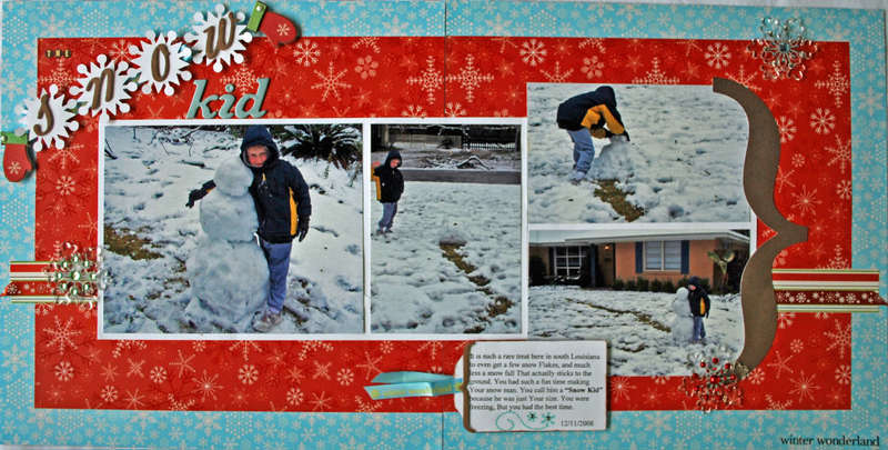 The Snow Kid