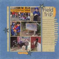 1st Field Trip