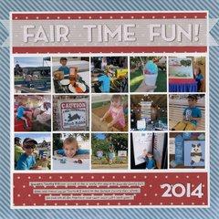 Fair Time Fun!