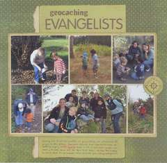 Geocaching Evangelists