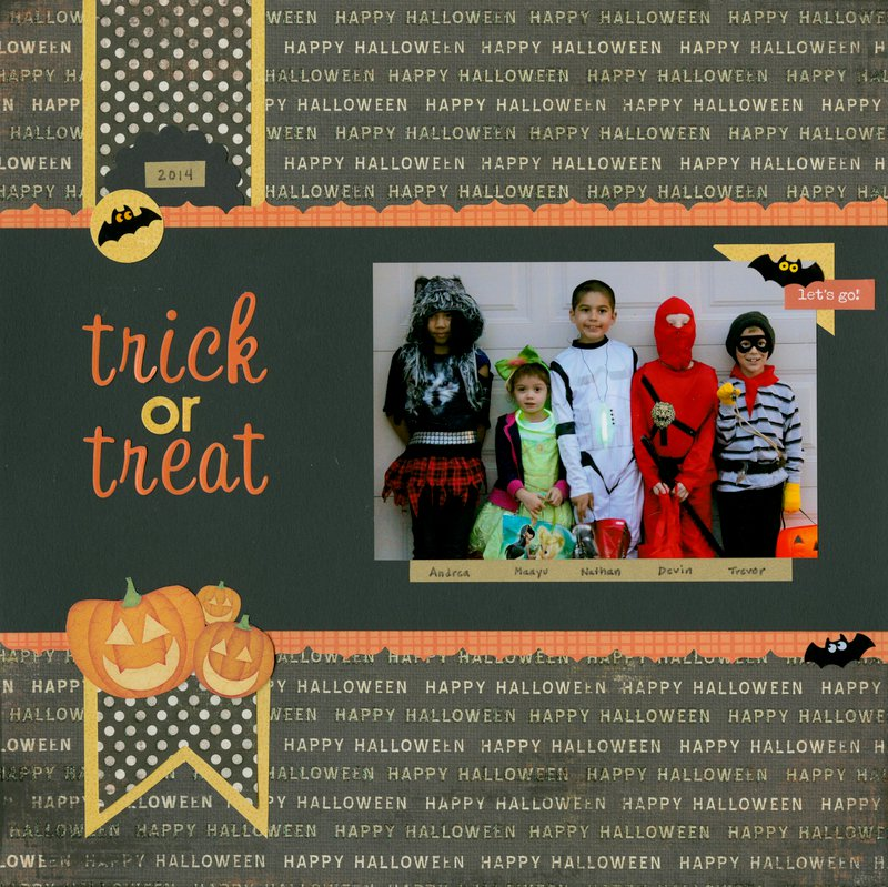 Trick or Treat 2014