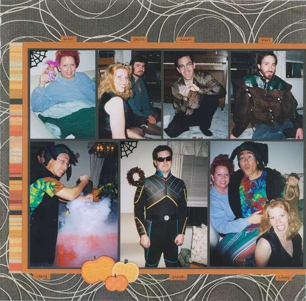 Halloween 2002 (left)