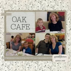 Oak Cafe