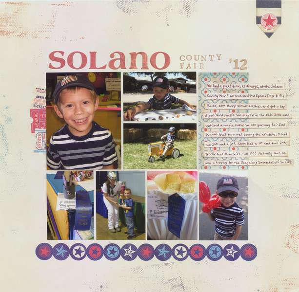 Solano County Fair '12