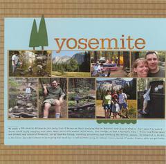 Yosemite (left)