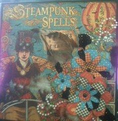 Steampunk and Spells Mini Album