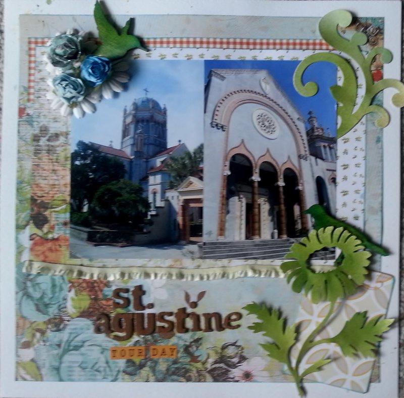 St Augustine Tour