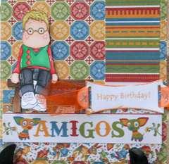 happy Birthday Amigos