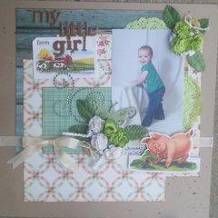 My Little Farm Girl