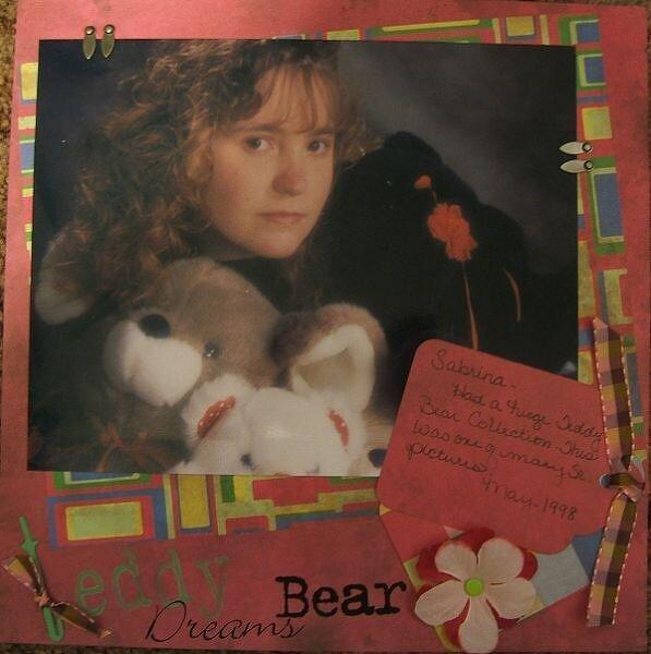 Teddy Bear Dreams