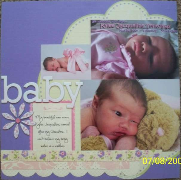 New Niece