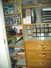Left Corner of Scrapcloset