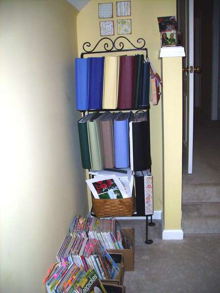 Album Storage & Magazines
