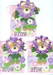 Bloom and Grow Tear Bear