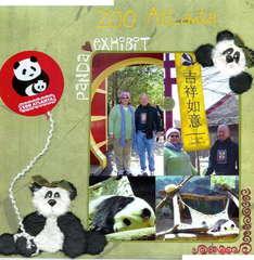 Panda Exhibit, Zoo Atlanta