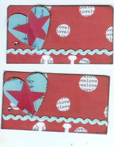 Rolodex Card Swap, Love